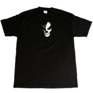 MICHALE GRAVES   Old Skull   Black T shirt Clothing