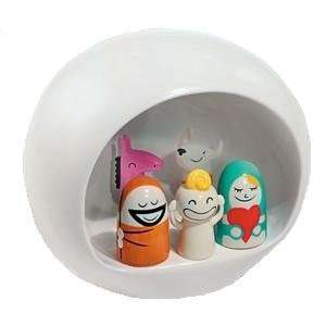 Alessi Presepe Nativity Set: Home & Kitchen