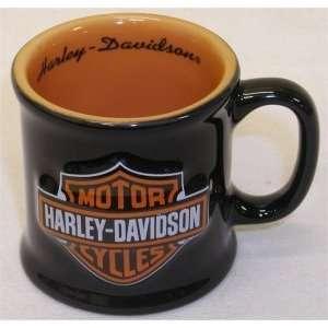Harley Davidson Logo Mini Mug Shot Glass Sports