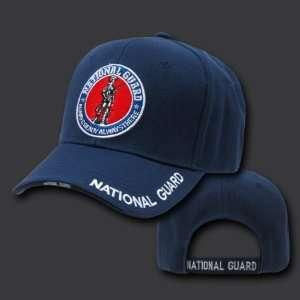 Guard Cap Navy Blue Military Branch Hat Cap Hats