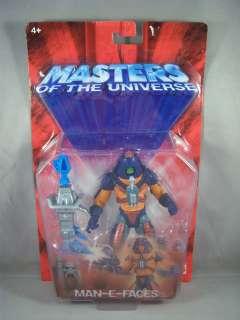 Man E Faces MOC Masters of the Universe MOTU He Man
