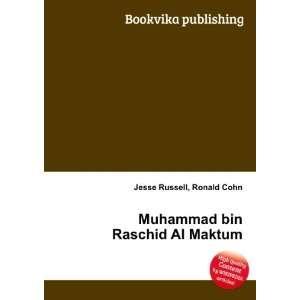 Muhammad bin Raschid Al Maktum: Ronald Cohn Jesse Russell