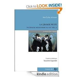 la pandémie du XIVe siècle (French Edition): A?mad bin Ali bin Mu