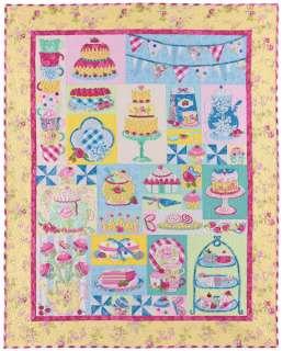 Princess Tea Party Quilt Pattern The Vintage Spool