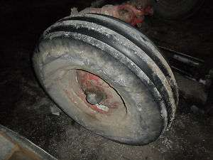 Firestone 9.5L x 15 Front Tires IH Farmall Deere Allis Oliver Case