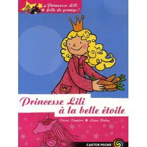lili à la belle étoile (9782081631106) Diana Kimpton Books