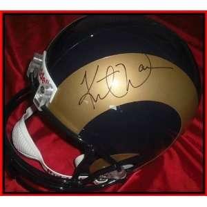 Arizona Cardinals Kurt Warner Autographed/Hand Signed