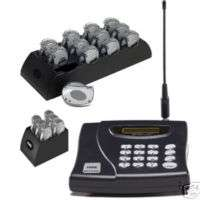 12 RESTAURANT PAGER SYSTEM /GUEST PAGING STARTER KIT