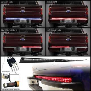 4X4 LED TAILGATE REVERSE TURN SIGNALS TAIL BRAKE LIGHT BAR