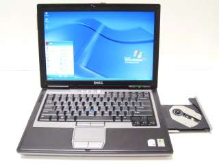 DELL LATITUDE D620 Core 2 Duo T5600 1.83Ghz 3GB 120GB CD RW/DVD 14.1