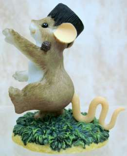 CHARMING TAILS Franken Mouse HALLOWEEN fright 4017312