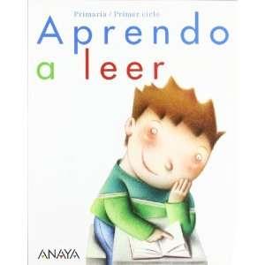 Aprendo a leer. (9788466797740) María de los Ángeles