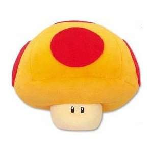 Super Mario Brothers Mushroom Yellow Ver 40 Plush Toys