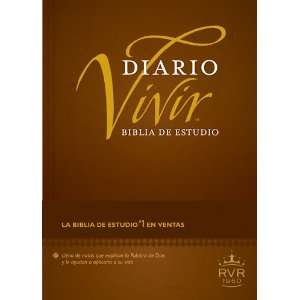 Biblia de estudio Diario vivir RVR60 (Life Application