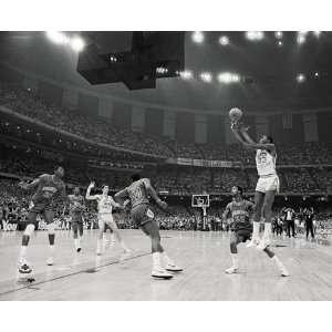 Michael Jordan at North Carolina 16 x 20 Photo Kitchen
