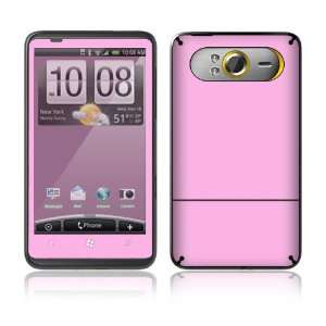 Simply Pink Decorative Skin Cover Decal Sticker for HTC