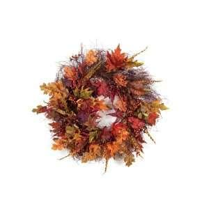 Melrose International 24 Inch Polyester Fall Foliage
