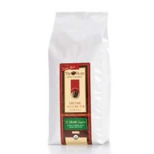 The Bean Coffee Company Organic Decaf Columbian Excelso Coffee, Ground