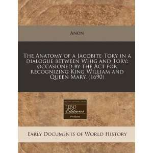 King William and Queen Mary. (1690) (9781240823437) Anon Books