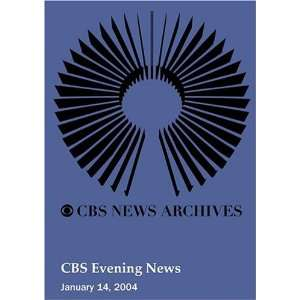CBS Evening News (January 14, 2004) Movies & TV