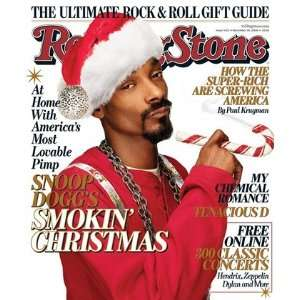 Snoop Dog, 2006 Rolling Stone Cover Poster by Matthew