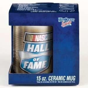 NASCAR OFFICIAL 15OZ CAPACITY NASCAR COFFEE MUG Sports