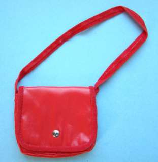 American Girl Molly Red Shoulder Bag Pleasant C1994