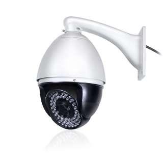 22X Optical Zoom 260ft IR Outdoor High Speed CCTV Security PTZ Camera