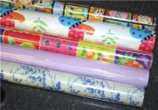 Rolls American Greetings Gift Wrap Wrapping Paper NIP