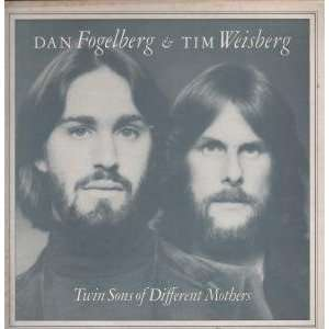 MOTHERS LP (VINYL) UK EPIC 1978 DAN FOGELBERG AND TIM WEISBERG Music