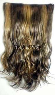 22 1 PIECE EXTENTION SYSTEM HAIR DO WAVY SYNTHETIC