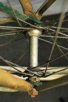 1956 Schwinn built BF Goodrich Hornet middleweight bicycle bike green