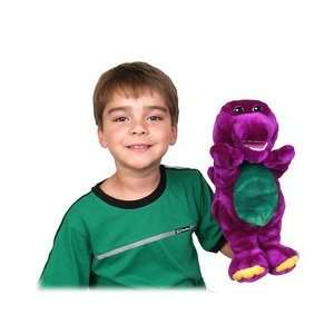 Barney Full Body Puppet 14 Toys & Games