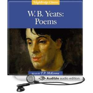 (Audible Audio Edition) William Butler Yeats, T. P. McKenna Books