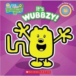 Nick jr wow wow wubbzy its wubbzy book with sound