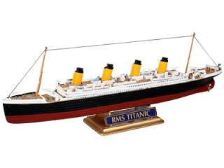 Revell Model Kit   RMS Titanic Classic Liner Ship 05804 4009803058047