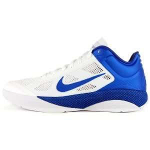 NIKE ZOOM HYPERFUSE LOW BASKETBALL SHOES: Sports