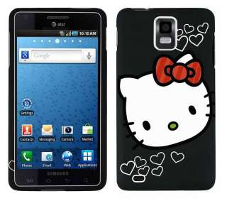 HARD CASE COVER SKIN HELLO KITTY FOR SAMSUNG INFUSE 4G