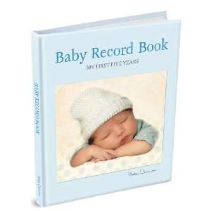 Baby Record Book Male Version My First Five Years