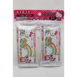 Imported Licensed Hello Kitty 2 Wet Tissue Everything