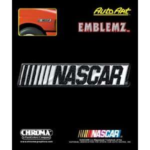 Chroma Graphics 9104 Chroma Graphics Emblemz NASCAR Injected Molded