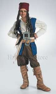 Captain Jack Sparrow Quality Child Costume