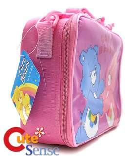 Care Bare Pink Lunch Bag/Box Grumpy & Love Bear