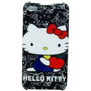 iPhone 4 Cover Hello Kitty Black And Blue Dress Toys