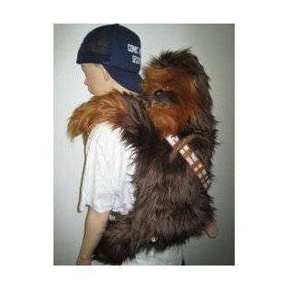 Star Wars Chewbacca Back Buddy Plush Toys & Games