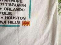 LOLLAPALOOZA Vintage Concert SHIRT 90s TOUR ORIGINAL 1992 PEARL JAM