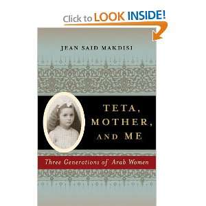 Generations of Arab Women (9780393061567): Jean Said Makdisi: Books