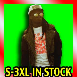 LIL WAYNE T Shirt free weezy young money hip hop tee