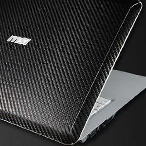 MSI X340 Laptop Cover Skin [Carbon] Electronics