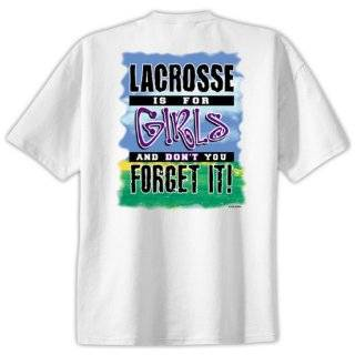 Image Sport If Lacrosse Was Easy Girl  Short Sleeve T shirt Clothing